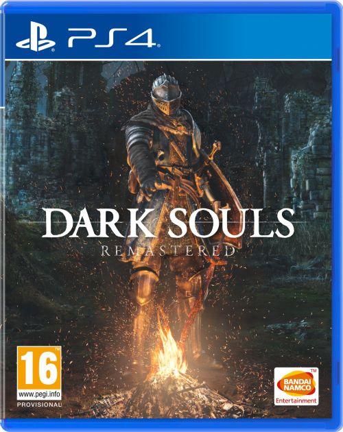 Dark Souls: Remastered (PS4) PL