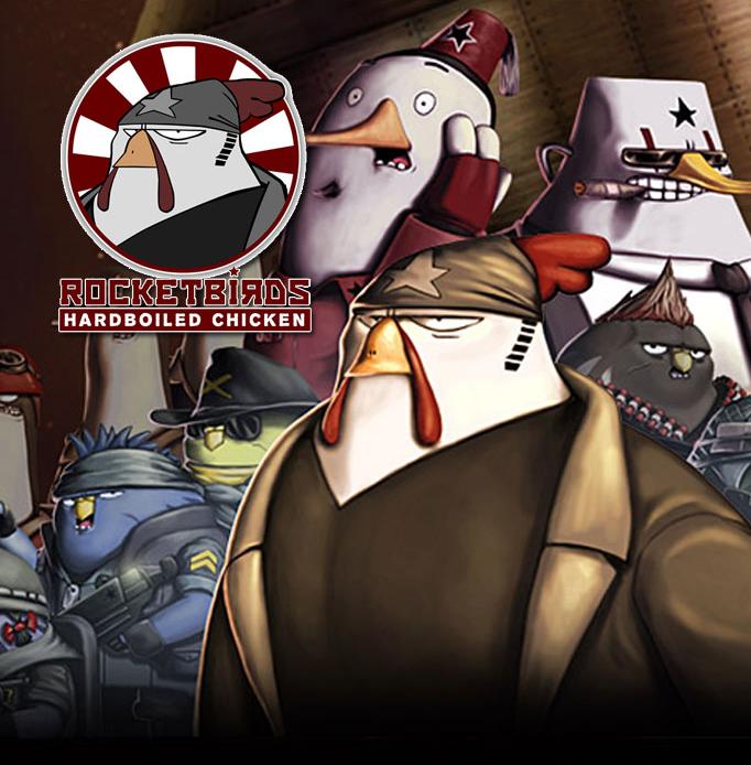 Rocketbirds: Hardboiled Chicken (PC) DIGITAL