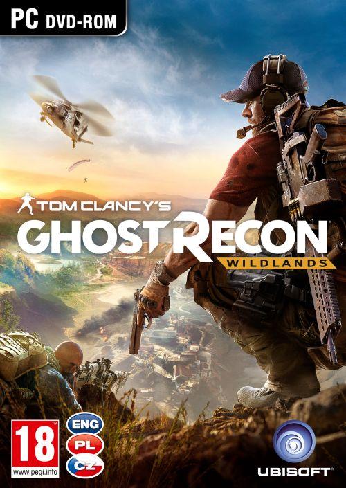 Tom Clancy's Ghost Recon: Wildlands (PC) PL klucz Uplay