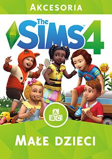 The Sims 4 Małe dzieci Akcesoria (PC) klucz Origin