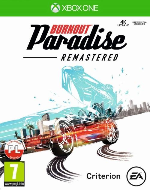 Burnout Paradise Remastered (XOne) PL + DODATKI!