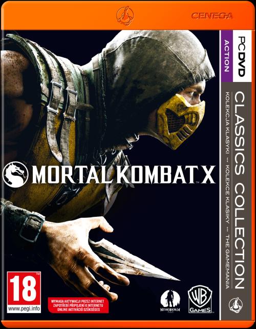 [PKK] Mortal Kombat X (PC)