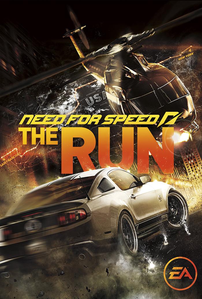 Need for Speed The Run (PC) klucz Origin
