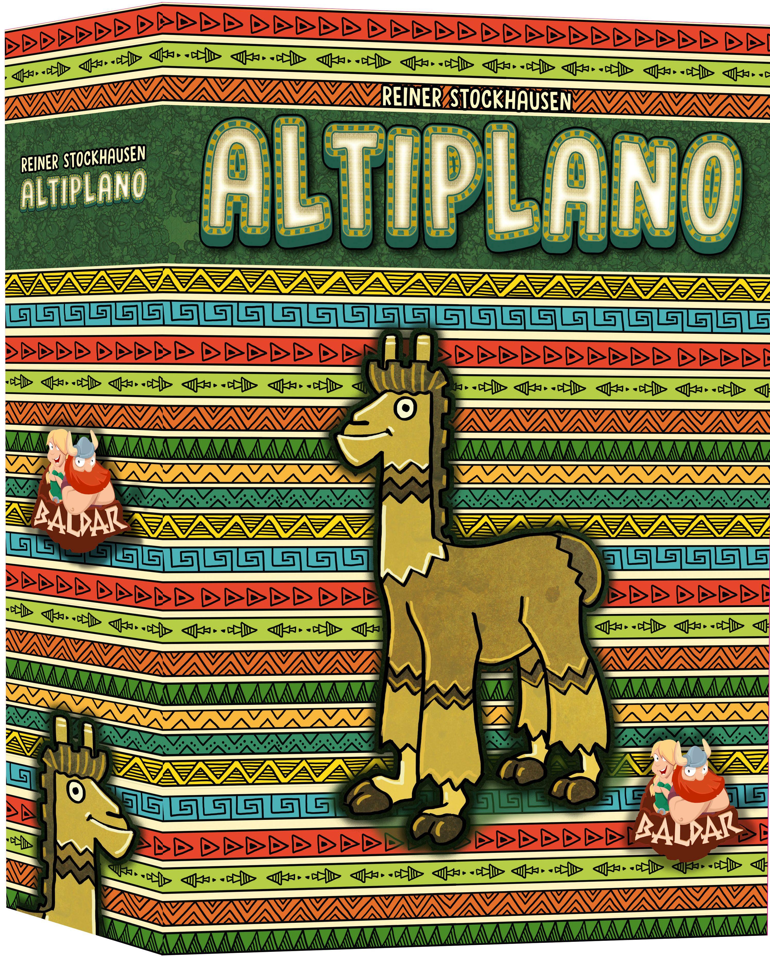 Altiplano (Gra Planszowa)