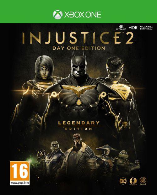 Injustice 2 - Legendary Edition (XOne)