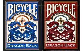 Bicycle: Dragon Back (Gra Karciana)