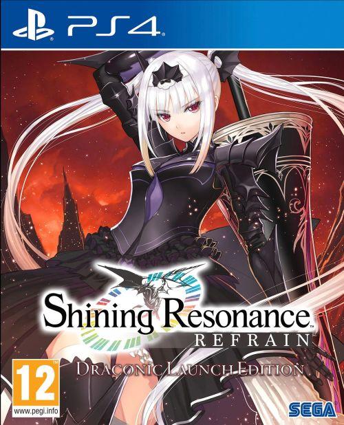 Shining Resonance Refrain Draconic Launch Edition (PS4)