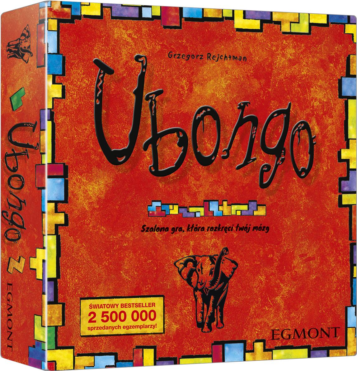 Ubongo (edycja polska) (Gra Planszowa)