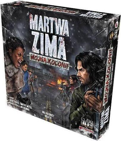 Martwa Zima: Wojna kolonii (Gra planszowa)