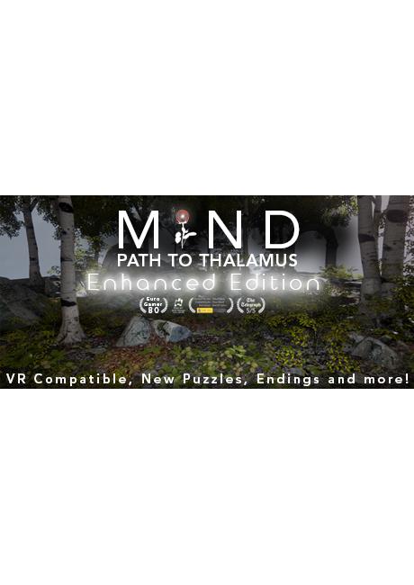 MIND: Path to Thalamus Enhanced Edition (PC/MAC/LX) DIGITAL