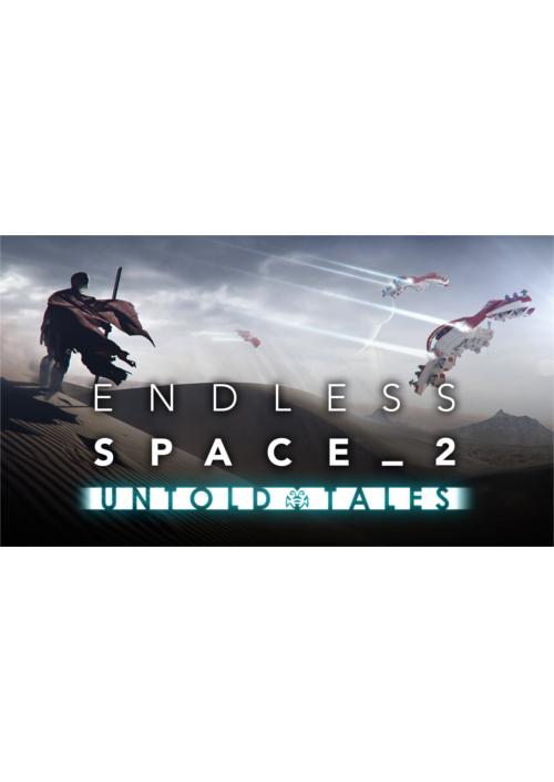Endless Space 2 - Untold Tales (PC) PL klucz Steam