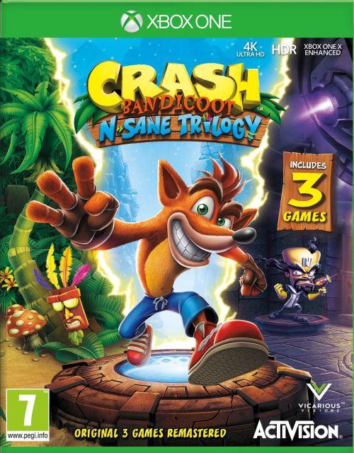 Crash Bandicoot N. Sane Trilogy (XOne)