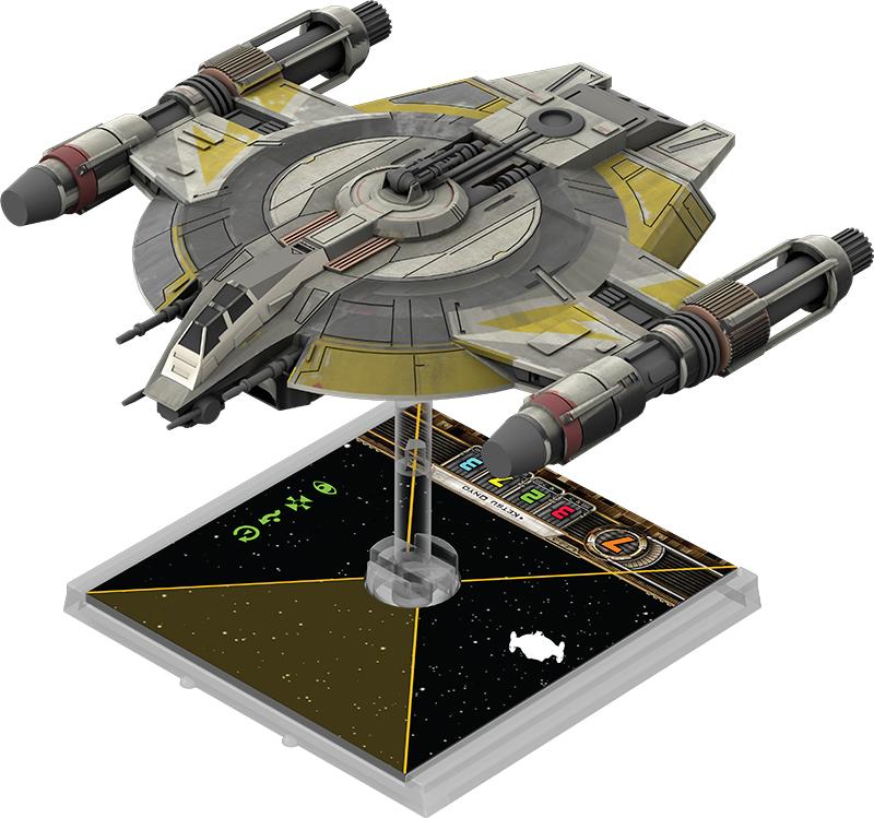 X-Wing: Zestaw Dodatkowy - Siewca Cienia (Gra figurkowa)