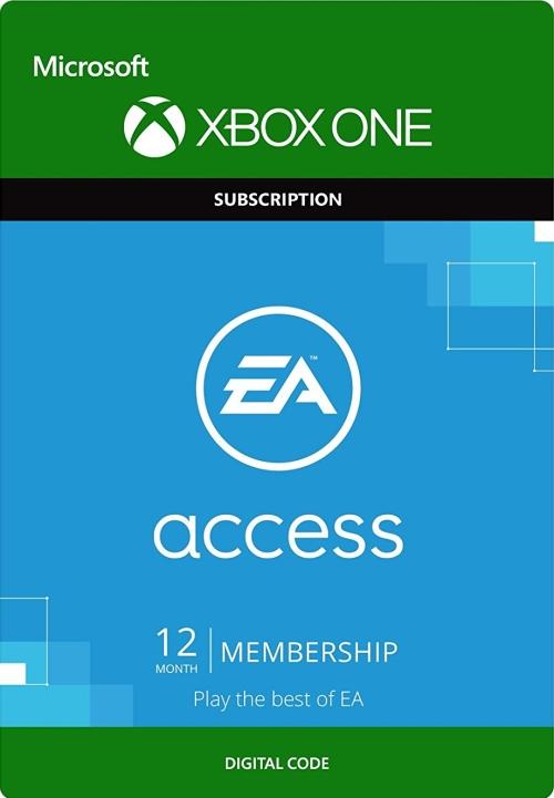 Abonament EA Access 12 miesięcy (XOne)