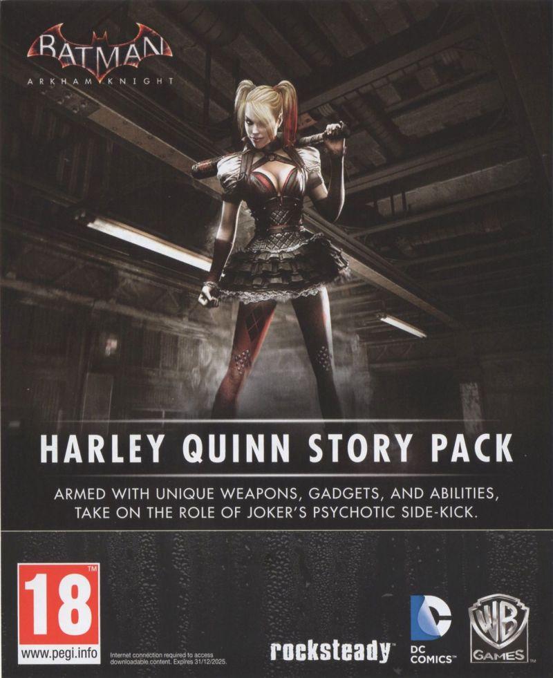 Batman: Arkham Knight - Harley Quinn (DLC) (PC) klucz Steam