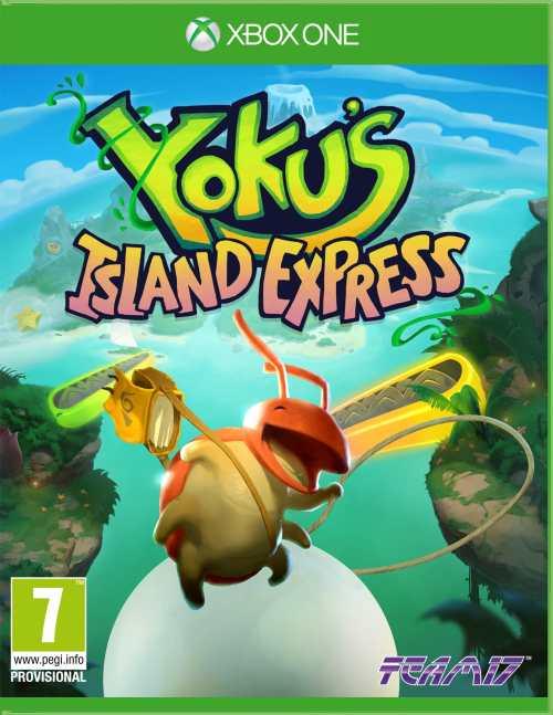Yoku's Island Express (XOne)