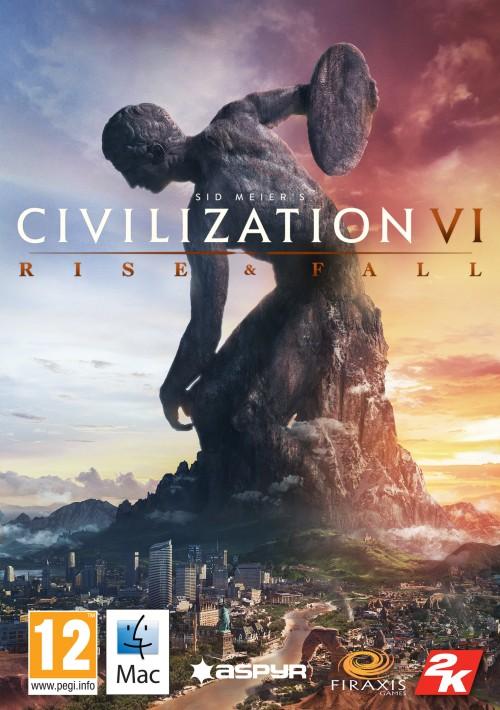 Sid Meier's Civilization VI - Rise and Fall (MAC) DIGITAL