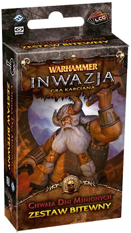 Warhammer Inwazja - Chwała Dni Minionych (Gra karciana)