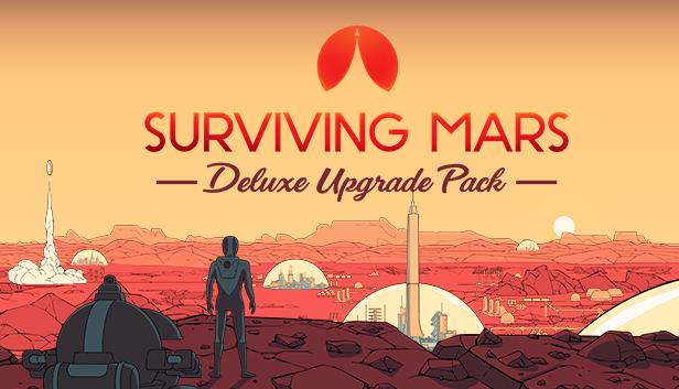 Surviving Mars - Deluxe Upgrade Pack (PC/MAC/LX) PL DIGITAL