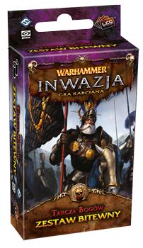 Warhammer Inwazja - Tarcza Bogów (Gra karciana)