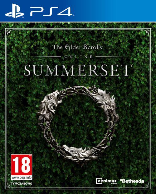 The Elder Scrolls Online: Summerset Edycja Kolekcjonerska (PS4) + Koszulka Prey GRATIS