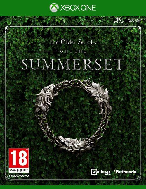 The Elder Scrolls Online: Summerset (XOne) + Koszulka Prey GRATIS