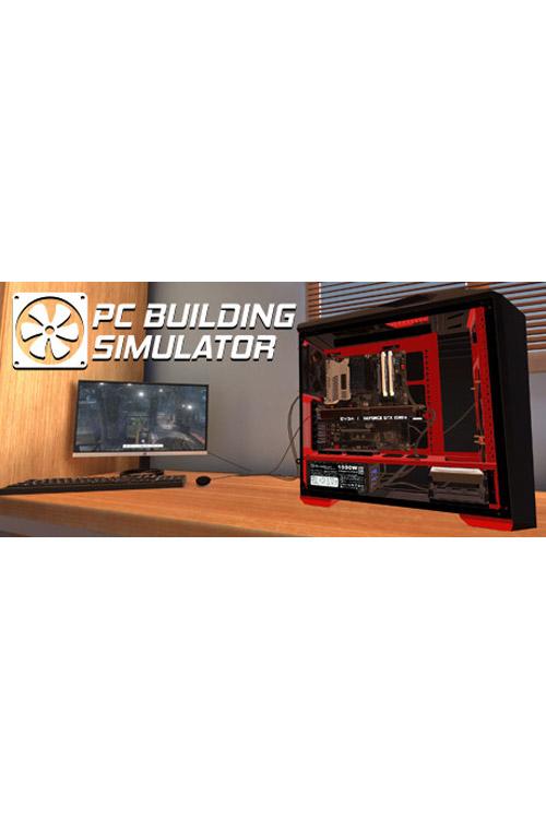 PC Building Simulator (PC) DIGITÁLIS