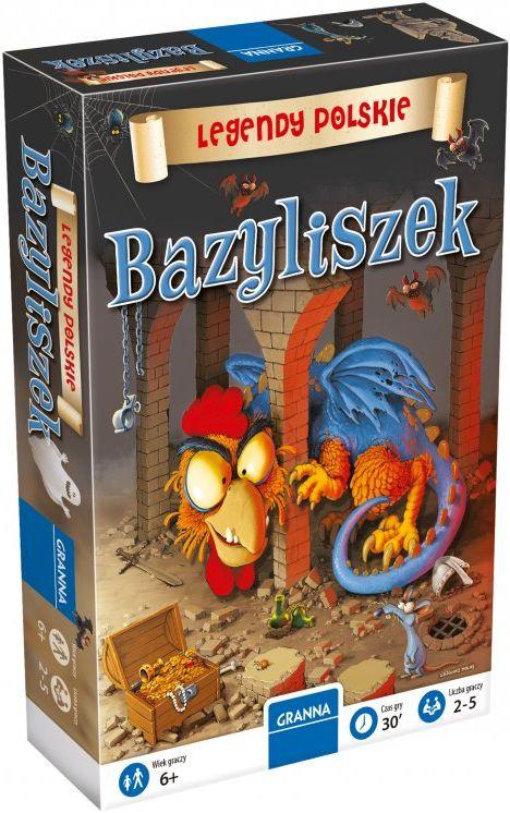 Bazyliszek (Gra Planszowa)