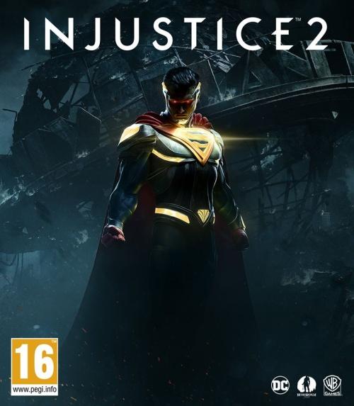 Injustice 2 Legendary Edition (PC) PL klucz Steam
