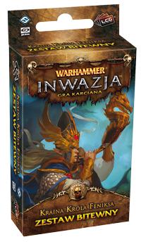 Warhammer Inwazja - Kraina Króla Feniksa (Gra karciana)