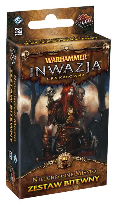 Warhammer Inwazja - Nieuchronne Miasto (Gra karciana)