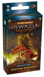Warhammer Inwazja - Ognisty Świt (Gra karciana)