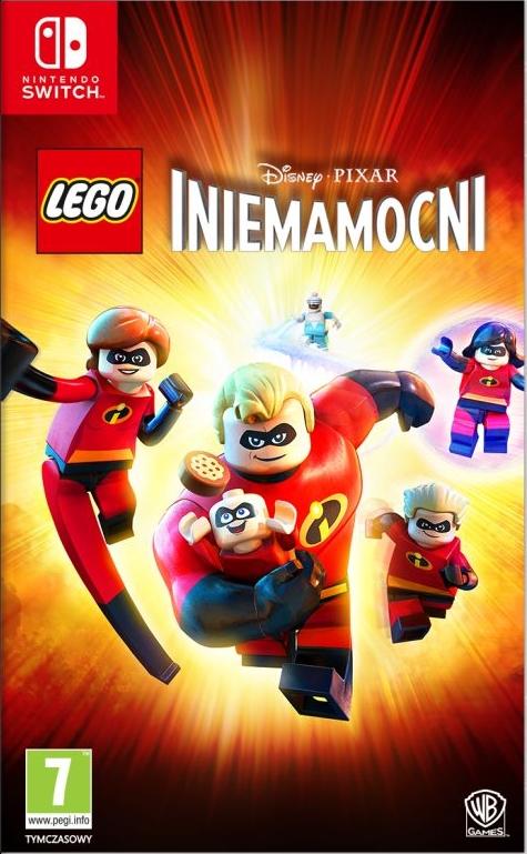 LEGO Iniemamocni (Switch) PL DUBBING + BONUS!