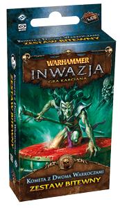 Warhammer Inwazja - Kometa z dwoma warkoczami (Gra karciana)