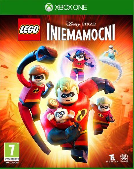 LEGO Iniemamocni (XOne) PL DUBBING