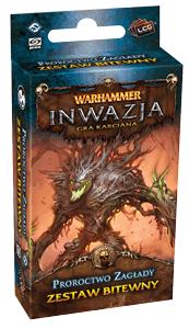 Warhammer Inwazja - Proroctwo Zagłady (Gra karciana)