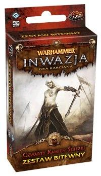 Warhammer Inwazja - Czwarty Kamień Ścieżki (Gra karciana)