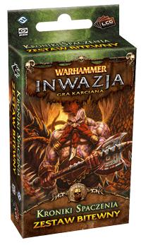 Warhammer Inwazja - Kroniki Spaczenia (Gra karciana)