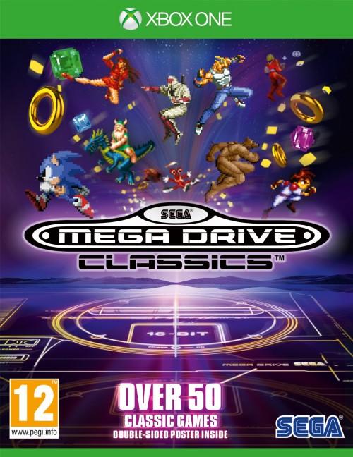 SEGA MegaDrive Classics (XOne)