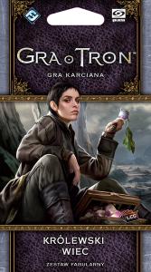 Gra o Tron: Gra karciana (2ed) - Królewski wiec (Gra karciana)