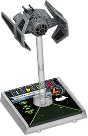 X-Wing: Zestaw Dodatkowy - TIE Aggressor (Gra figurkowa)