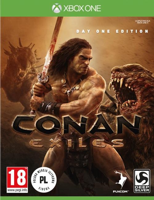 Conan Exiles (XOne) PL - Day One Edition