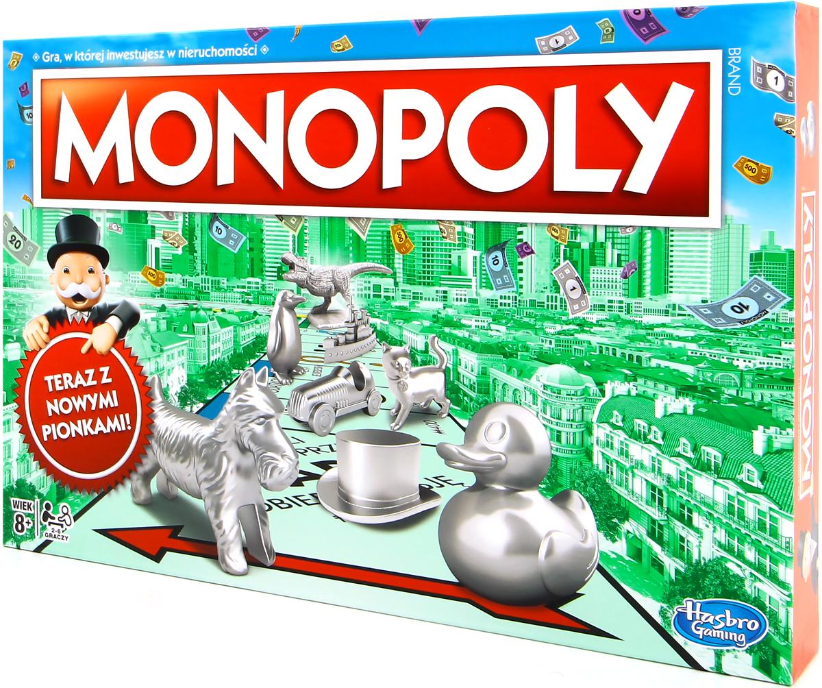 Monopoly Classic (Gra Planszowa)