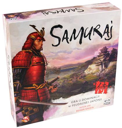 Samuraj (edycja polska) (Gra planszowa)