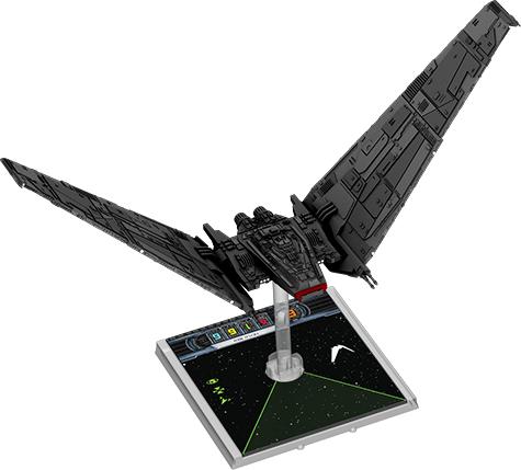 X-Wing: Zestaw Dodatkowy - Prom typu Upsilon (Gra figurkowa)