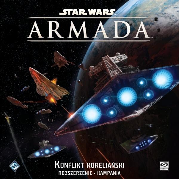 Star Wars Armada - Konflikt Koreliański (Gra planszowa)