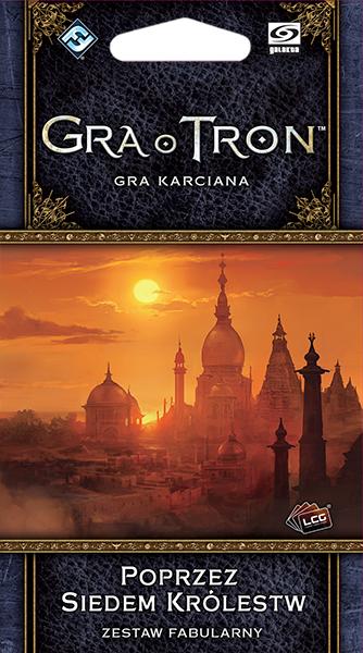 Gra o Tron: Gra karciana (2ed) - Poprzez Siedem Królestw (Gra karciana)