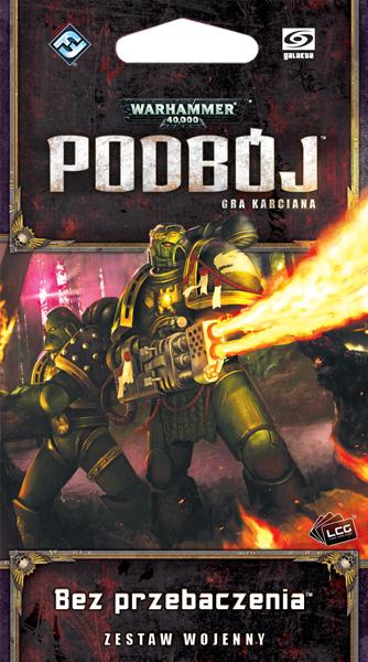 Warhammer 40.000 Podbój: Bez Przebaczenia (Gra Karciana)