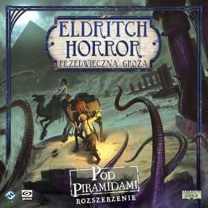 Eldritch Horror: Pod Piramidami (Gra planszowa)
