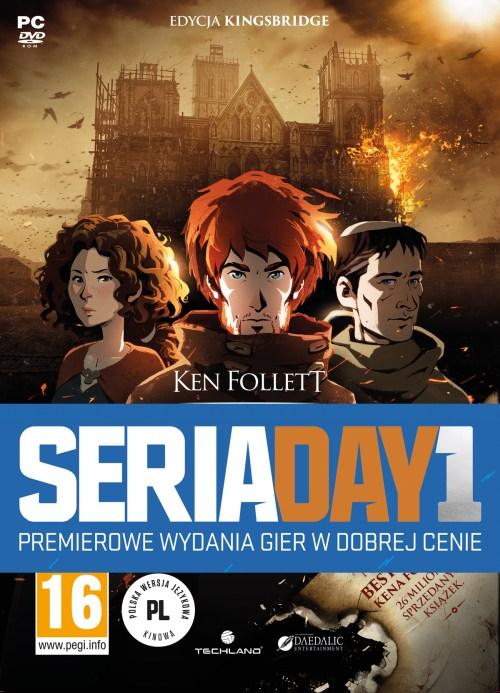 Seria Day1: Filary Ziemi (PC/MAC/LX) PL